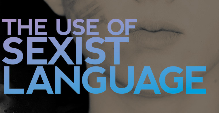 Unit 3 - The Use of Sexist Language Image